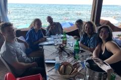 Lunch at Da Girone, Procida