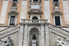 Palazzo Senatorio, Campidoglio, Rome
